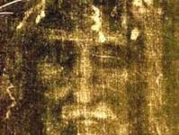 На  Туринской Плащанице - автопортрет Леонардо?