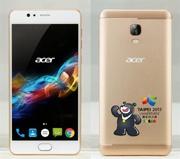 Смартфон Acer Liquid Z6 Max оснастили ёмким аккумулятором и 4 ГБ оперативной памяти