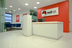 Акции Red Hat ожидает рост