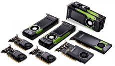 Nvidia представила ускорители серии Quadro