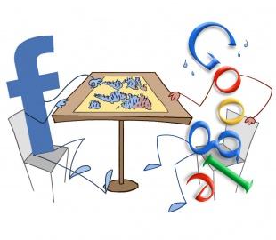 Рекламодатели могут лишить Google и Facebook сотен миллионов долларов доходов