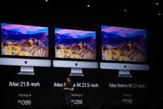 Apple показала новые iMac с улучшенными дисплеями и процессорами Intel Kaby Lake