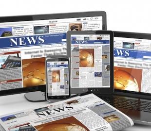 Топ 100 новостных ресурсов в Украине за август