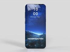 Концепт Samsung Galaxy S9