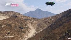 В GTA V воссоздали зрелищный трейлер Forza Horizon 3, где летает автомобиль