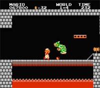 Искусственный интеллект сам создал игру Mario