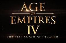 Анонсирована Age of Empires IV