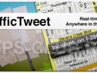 TrafficTweet: GPS и сообщения Twitter'a объединяются для обновления информации о ситуации на дороге в реальном времени