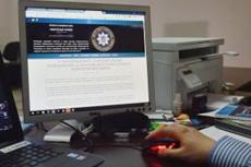 Полиция проводит мероприятия по выявлению мошенников в Интернет-сети