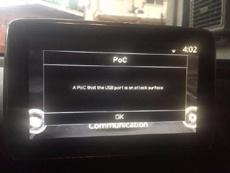 Автомобили Mazda можно взломать с помощью простой «флэшки»