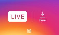 Instagram научился сохранять прямые трансляции на смартфон