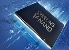 Samsung представила терабитный чип памяти V-NAND
