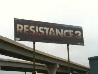 Продолжение Resistance проанонсировали на билборде