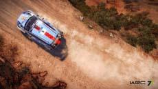 Релиз раллийной гоночной игры WRC 7 назначен на осень
