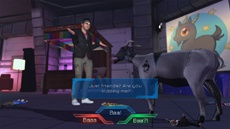 Пародирующее Mass Effect дополнение к Goat Simulator выйдет на PS4 через неделю