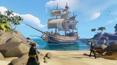 Авторы Sea of Thieves тестируют кроссплатформенный мультиплеер