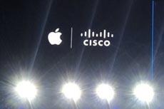 Apple и Cisco расширяют сотрудничество на ИБ-рынке