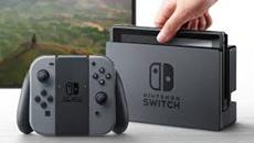 Названы размеры игр для Nintendo Switch