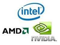 NVIDIA потеснила AMD и Intel на рынке графических ядер