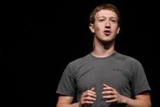 Цукерберг призвал глав государств к коммуникативной революции