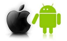 Пользователи Android оказались скромнее владельцев iPhone