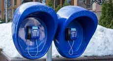 З нового року українці зможуть дзвонити з таксофонів безкоштовно на всі номери