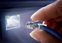 В Киеве из-за пожара повреждены кабели интернет-провайдеров