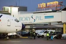 """Кибератака: """"Борисполь"""" наладил работу онлайн-табло рейсов"""