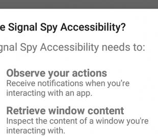 Шпионская угроза:Google Play удалит приложения, которые используют API