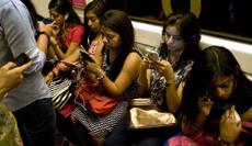 Продажи смартфонов в Индии впервые превысили 30 млн штук за квартал