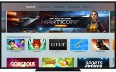 Apple TV станет золотой жилой для разработчиков