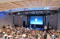 Необыкновенная штаб-квартира Apple (Фото)