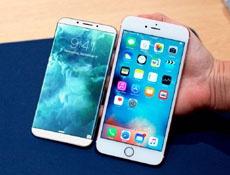 Apple тестирует 10 прототипов iPhone 8