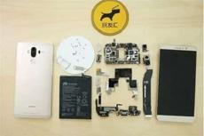 Huawei Mate 9 проверили на ремонтопригодность