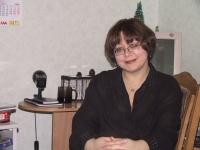 Ирина Бохно: «Общаюсь на электронных скоростях»