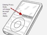 Apple скроет экраны iPhone и iPod от любопытных глаз