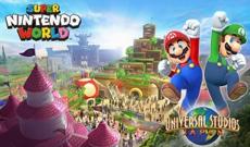 Компания Nintendo показала, каким будет её первый парк развлечений