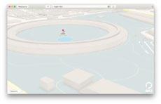 Apple добавила 3D-изображения Apple Park и «Театра имени Стива Джобса» на Apple Maps