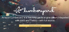 Amazon представила бесплатный игровой движок Lumberyard