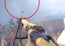 В Battlefield 1 обнаружили летающий дом