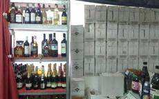 Запорожец продавал алкоголь без акциза через Интернет