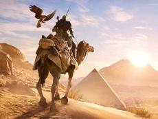 Ubisoft наконец-то представила Assassin's Creed Origins во всей красе