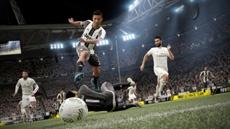 FIFA 17 на консоли PS4 Pro исполняется в родном 4K