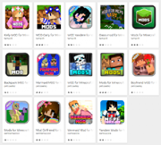 Под видом модов Minecraft в магазине Android нашли 87 вредоносных приложения