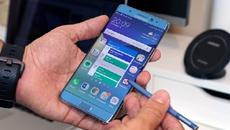 Samsung возвращает в продажу «самовзрывающийся смартфон» Galaxy Note 7
