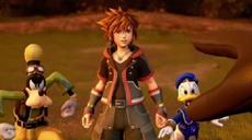Square Enix показала новый трейлер Kingdom Hearts III