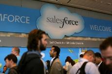 Salesforce.com прогнозирует первую годовую выручку в $10 млрд