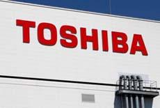 Toshiba получила рекордный убыток