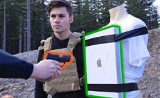 Книгу Apple за $300 можно использовать вместо бронежилета