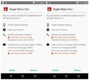 Под видом игры Super Mario Run на Android распространяется вирус